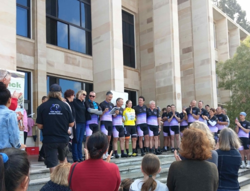 Ride Against Domestic Violence