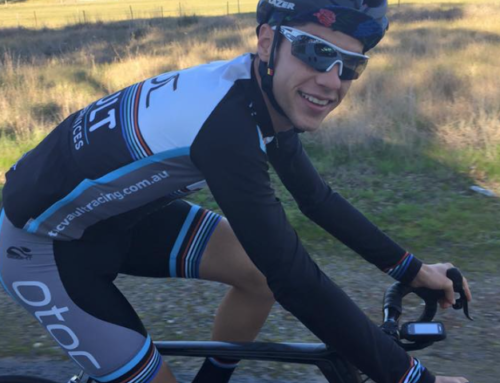 Nic Mattock: from cycling to medicine