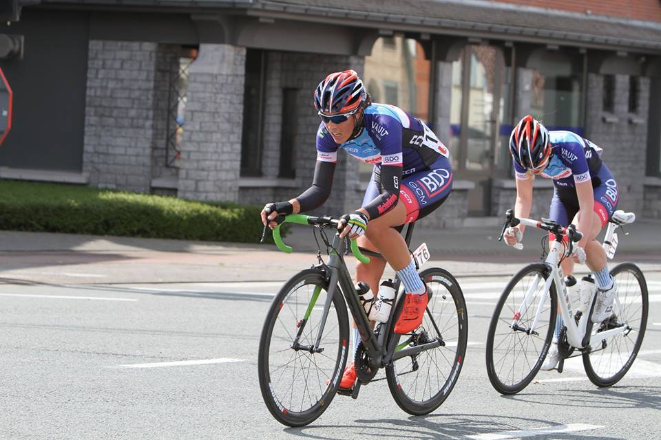 Developing with confidence – Europe 2016   Cycling